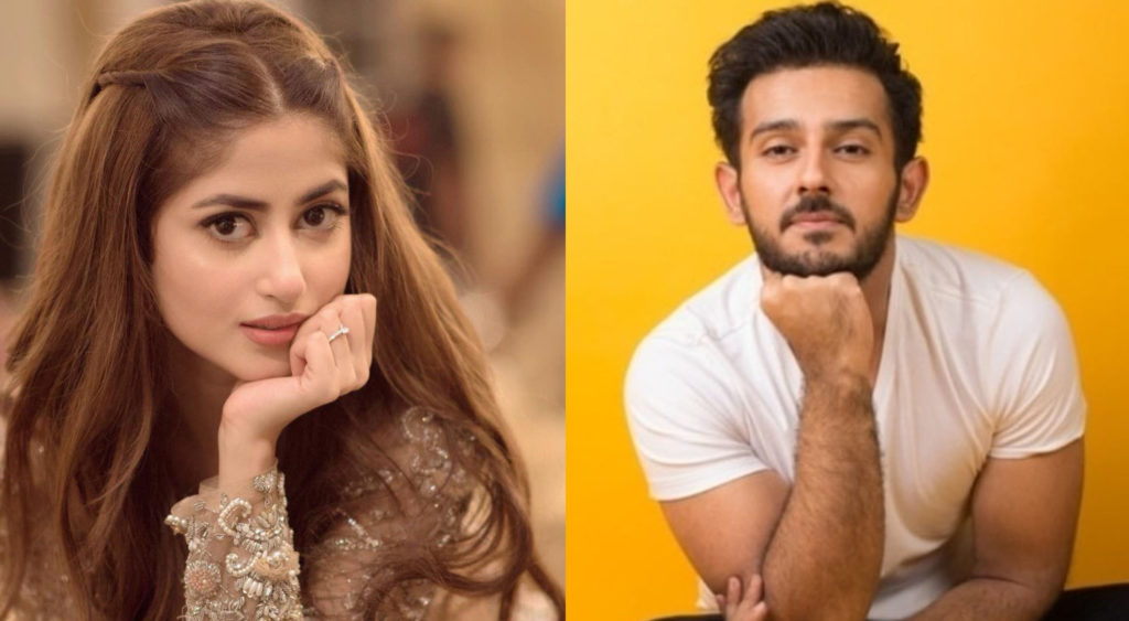 Written by Qaiser Hayat, the series is a Momina Duraid production and will be on air soon.