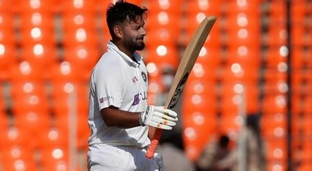 India's Rishab Pant tests positive for COVID-19 ahead of England series