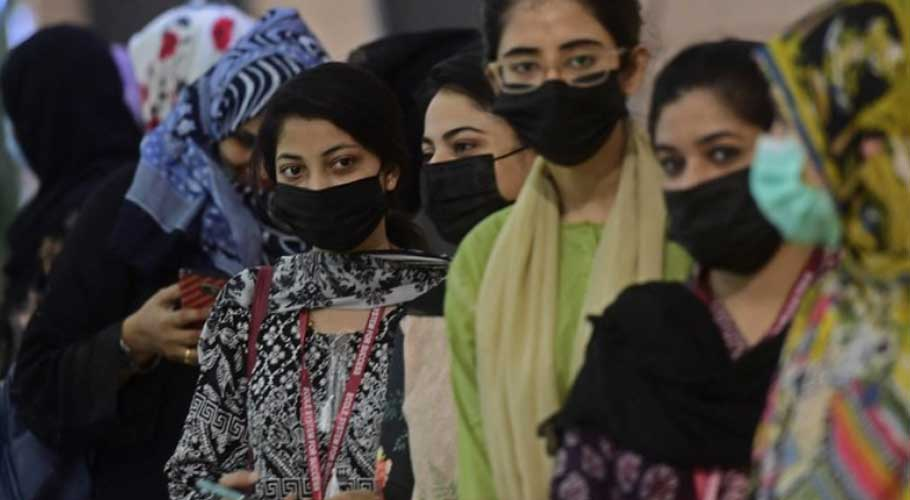 Sindh Health Department advised everyone to restrict their movements