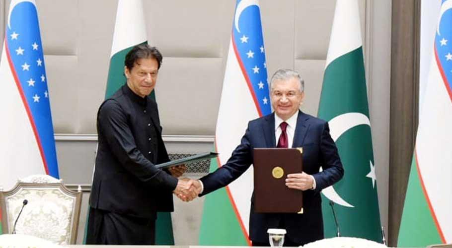 Pakistan, Uzbekistan agree to strengthen multifaceted ties