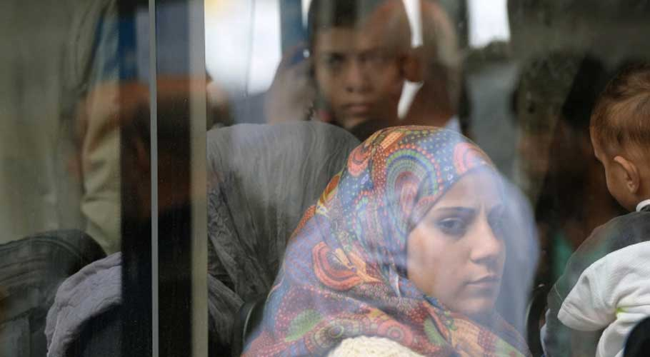 European Union court rules companies may ban Muslim employees from wearing a headscarf