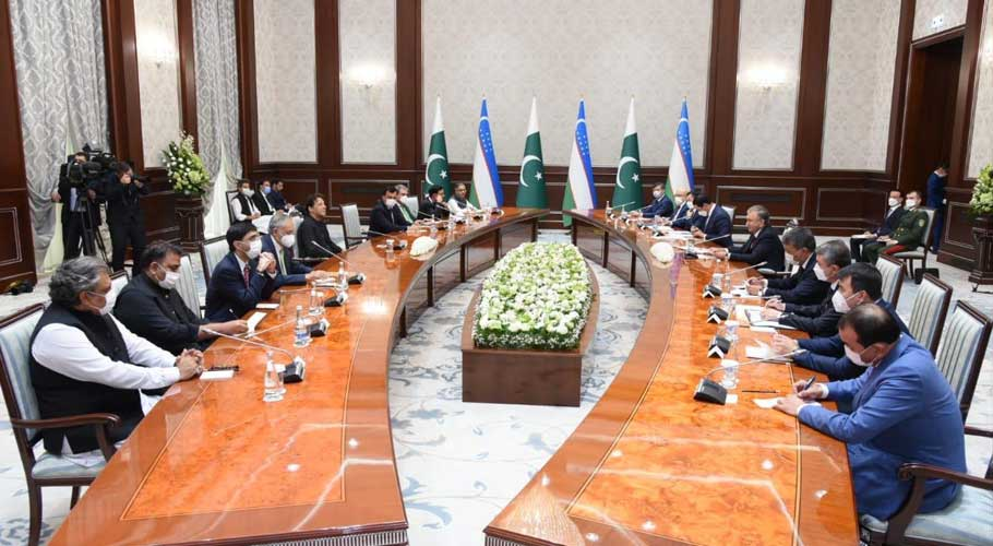 Pakistan and Uzbekistan sign multiple MoUs and agreements