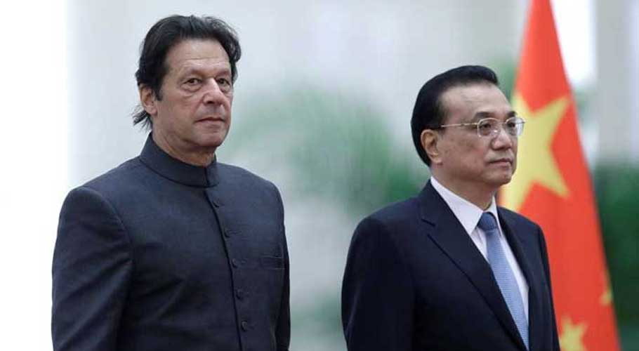 Prime Minister Imran Khan calls Chinese counterpart after Dasu incident.
