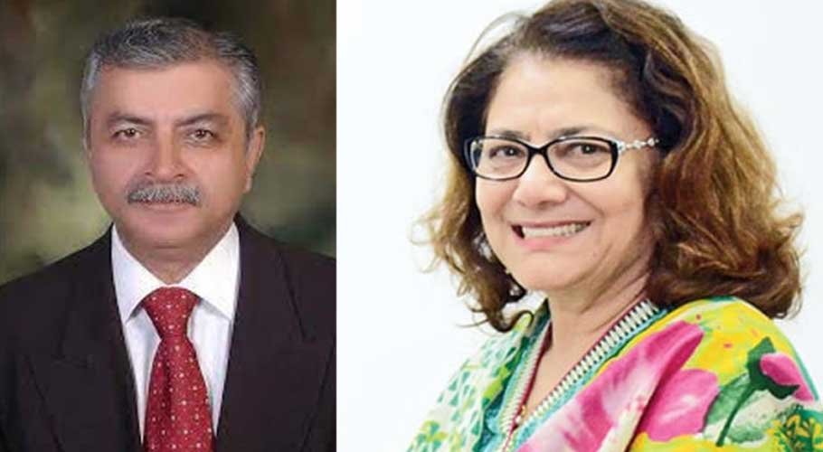 JSMU Pro Vice-Chancellor Dr Lubna Ansari Baig was the first recommendation