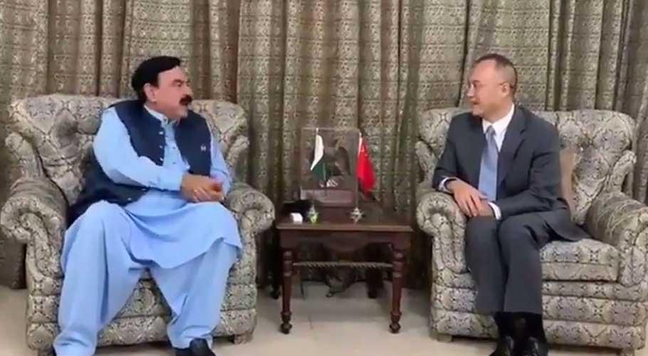 The Interior minister conveyed his heartfelt condolences on the loss of precious lives