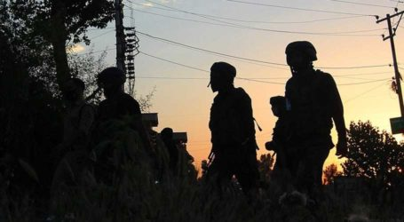 Indian forces martyr five Kashmiri freedom fighters in IoK