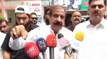 PML-N issues notice to AJK candidate over statement about 'India's help'