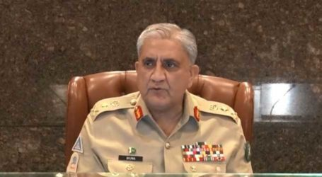 Spoilers will not be allowed to derail Afghan peace process: COAS Bajwa
