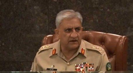 Balochistan's peace bedrock of Pakistan's progress: COAS Bajwa