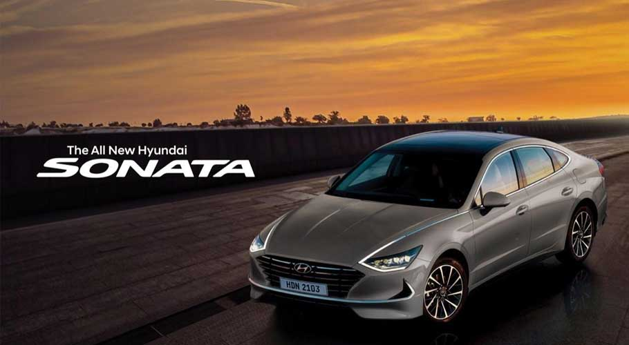 Hyundai Sonata will be offered in two different variants