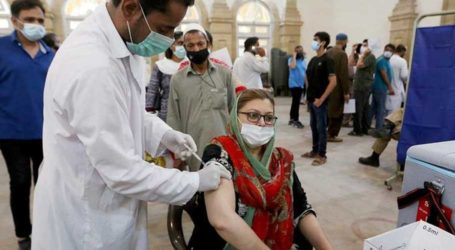 Only 3% of Pakistan's population vaccinated so far: Statistics