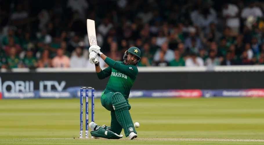 Haris Sohail last played an ODI in October 2020