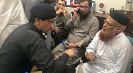 Man wishing to meet Mufti Taqi did not have malicious intent: police