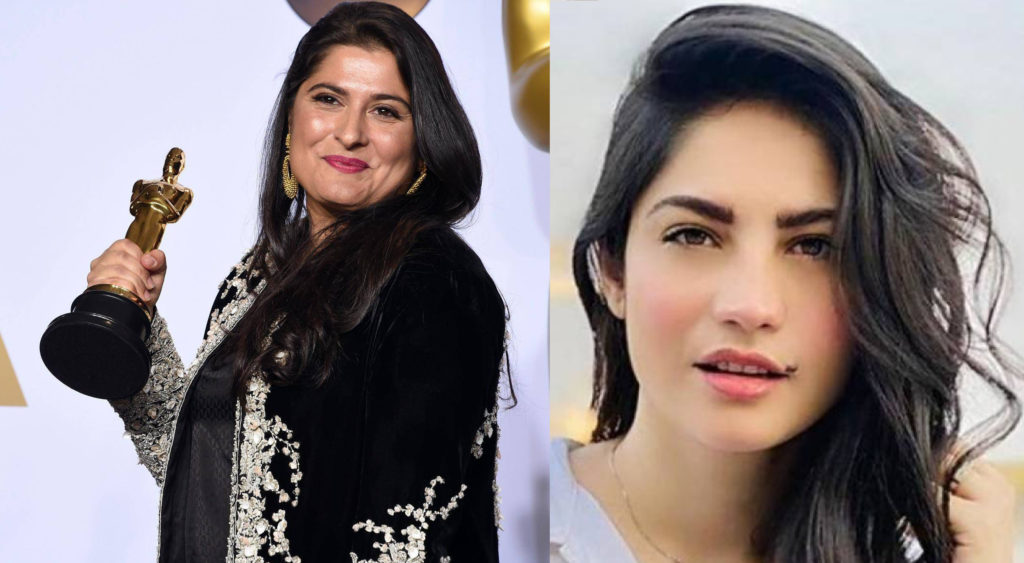 Actress Neelam Muneer has shared a post of DG Sindh Rangers criticising the international media for showing a bad image of Pakistan.