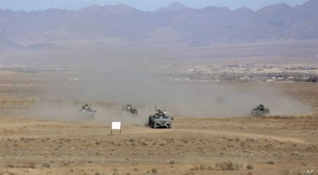 Afghan Taliban take control of 13 districts within a day