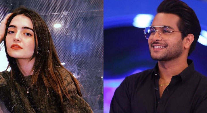 Asim Azhar has reportedly got engaged with model Merub Ali.
