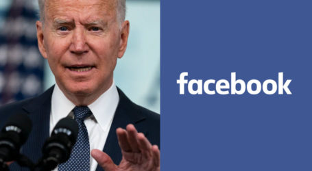 Facebook refutes Biden's claim of 'killing people' with vaccine misinformation