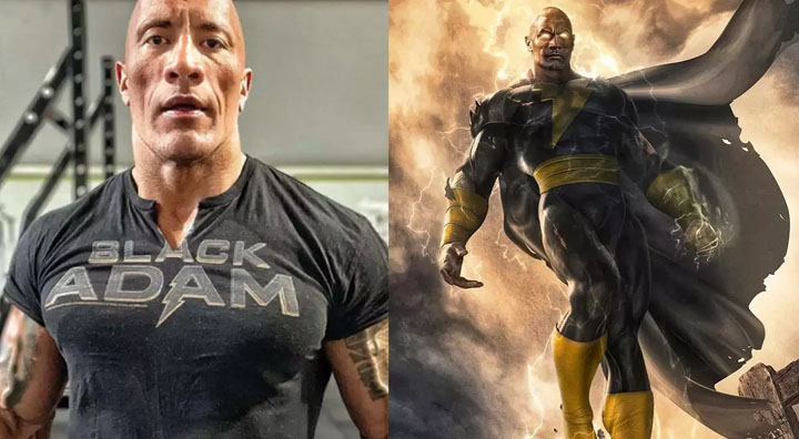 Dwayne Johnson has concluded filming DC anti-hero movie Black Adam. Source: Deadline