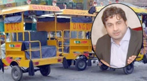 He expressed concerned over the presence of illegal rickshaw in North Karachi Industrial Area. Source: MM News.