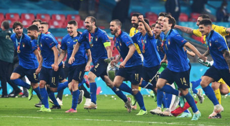 In Pictures: Joy and heartbreak as Italy beats England in Euro 2020 final