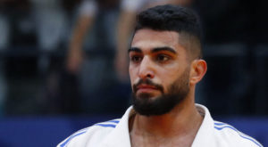 Nourine said it was impossible for him to compete against Israeli Tohar Butbul. Source: Sport TV2