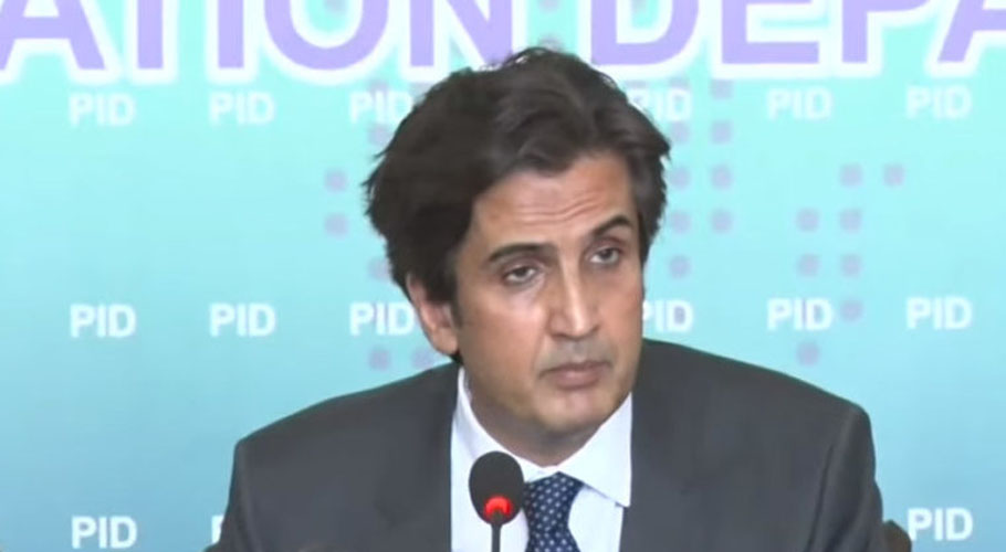 Minister for Industries and Production Khusro Bakhtiar was addressing a press conference.