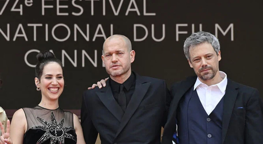 """CANNES: The rising star of Israeli cinema Nadav Lapid launched a blistering attack on censorship in his country with Cannes entry """"Ahed´s Knee""""."""