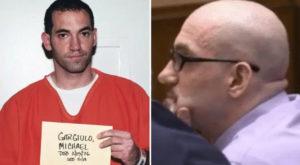 Gargiulo was found guilty of attempted murder in Murphy's case. Source: Heavy.com