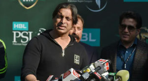 Shoaib Akhtar also believed and Pakistan will beat India. Source: FILE