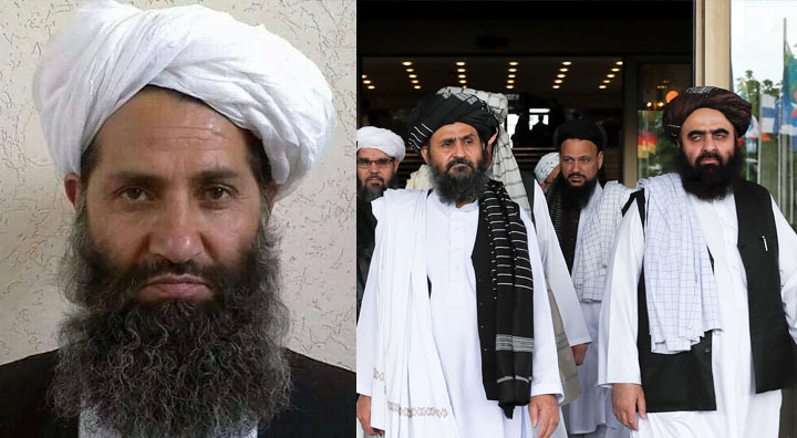 Taliban's supreme leader Hibatullah Akhundzada issued a statement. Source: VOA