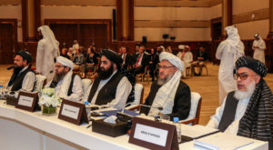 Taliban plan to present a written peace proposal to the Afghan government. Source: Middle East Institute