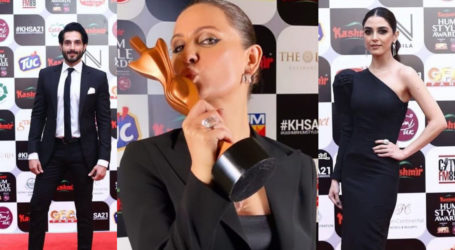 Hum Style Awards 2021: Complete list of winners